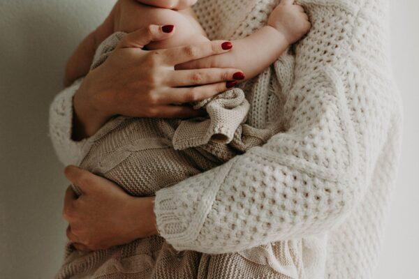 "Postpartum Depression vs ""Baby blue"" by Nadia Harris, RN"